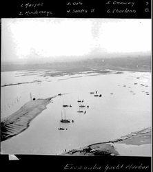 Oslo with the Escanaba Fleet - 1936