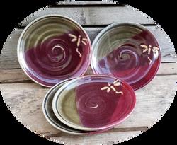 Appetizer/Dessert Saucers