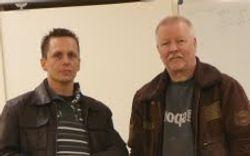 Patrick Baas and hans Hesselman