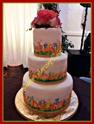 Wedding Cake 80