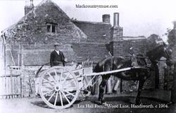 Handsworth, Staffordshire. 1904.