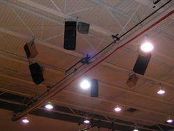 Vilonia Gym - 10 Speakers