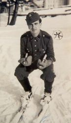 Waffen SS Skijager!