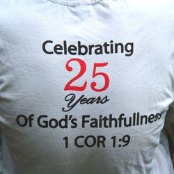 Celebration tee shirt