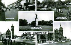 West Bromwich. 1950s