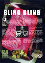 Bling article