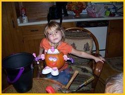 Princess of Pumpkin Land