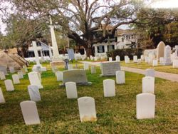 National Cemetery, St. Augustine, Fl.