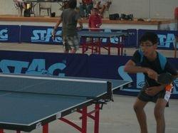 Victor Quan - 3rd place CADET
