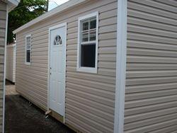 12x20 with custom door