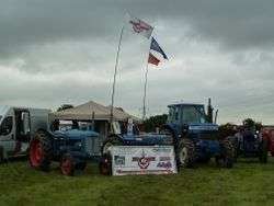 The Blue Force Tractor Club