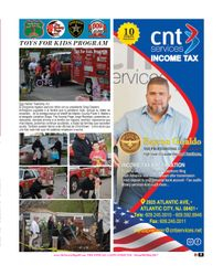 CNT SERVICES INCOME TAX / TOYS FOR KIDS PROGRAM