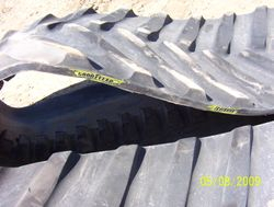 """9000T Goodyear 36"""" Belts @ 40%"""