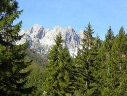 Valbona National Park, Oct 2013.