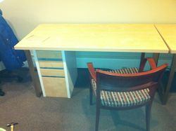 ikea vika amon desk installation service in Washington DC