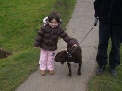 The Lock-keeper's dog
