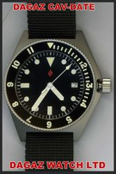 PRE-RELEASE SCAN OF THE DAGAZ CAV-DATE C3 SUPERLUMINOVA VARIANT.