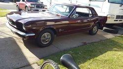 47. 66 Mustang