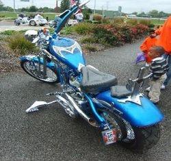 2004 Harley Davidson Custom Bike
