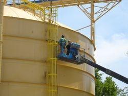 Installing Ladder