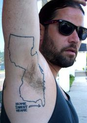 Jeff luvs the armpit of America