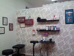 The micro pigmentation station