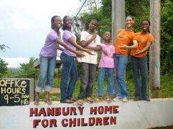 PP Cell group visit- Hanbury Home- Dec 2009