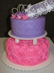 Pink/Purple Quinceanera
