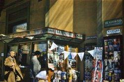 431 Corner Bookstall Florence