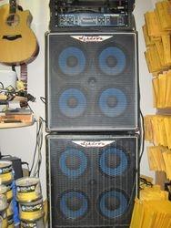 Hartke HA3500 & HA5000 Heads & Ashdown ABM410T Cabinets
