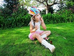 Pony Tales Parties Birthday Girl