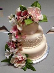 Cake Flowers   #R18