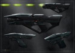 Dark weapons pack