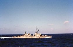 Alantic - USS Wood