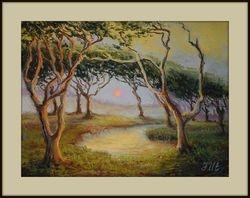 Jekill island trees.