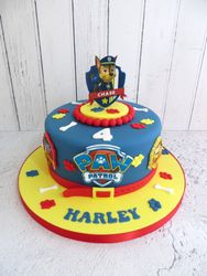 Harley's Birthday Cake