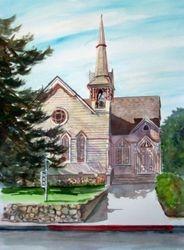 The Village Church (Vertical)