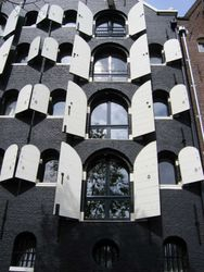 Amsterdam Building Shutters