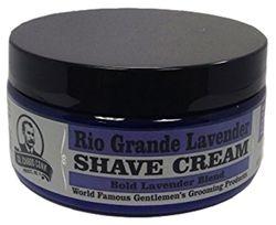 Rio Grande Lavendar Shave Cream