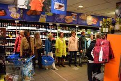 Flashmob Albert Heijn