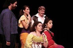 Frasquita, Carmen, Opera Fresca Mendocino