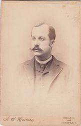 A. S. Holmes, photographer, of Troy & Albany, NY