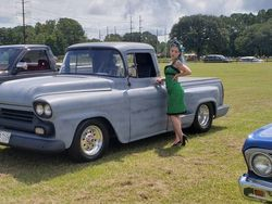 11.59 chevy pick up