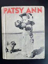 Vintage Patsy Book - A rare find