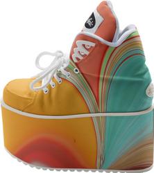 High Plains platform shoes