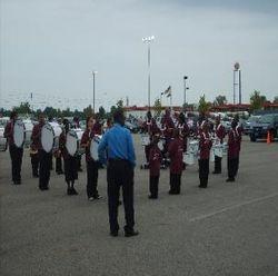 Little Saints Drum Line