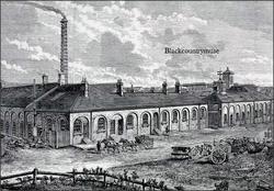 Lillleshall Iron Works.