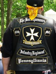 65th Infantry Regiment The Borinqueneers Colors