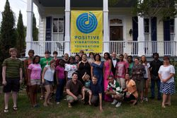 "Positive Vibrations Foundation ""Salon Series"""