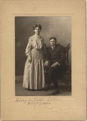 Billy Latrow and Tillie Latrow